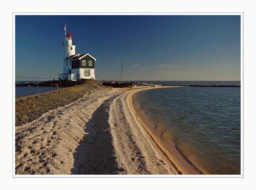 Lighthouse Marken by DaisyD50
