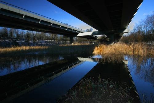 Under the Bridge by Monradus