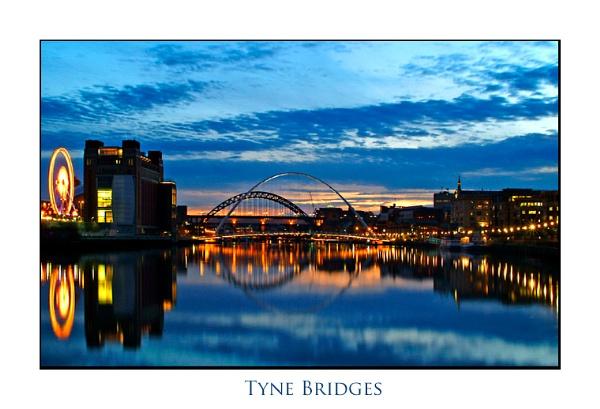 Tyne Bridges by Duncan_E