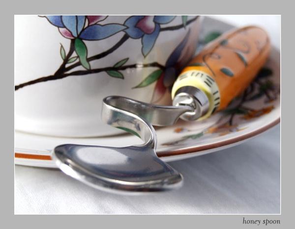 Honey Spoon by Balakov
