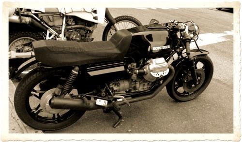 MotoGuzzi-V850-LeMans by rohanps