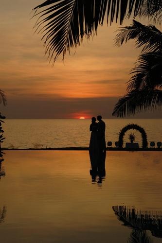 thai sunset by byngo