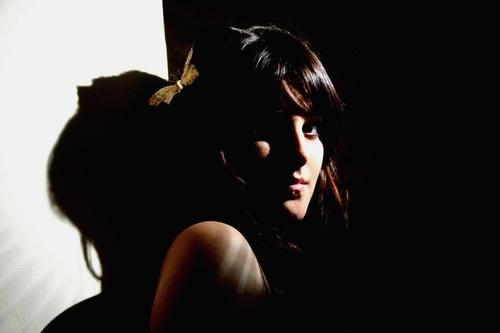 Dani in the dark! by Rubytrue