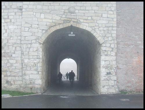 Tunel 136 by tupko