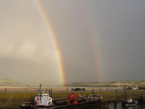 Double Rainbow by takethemoment