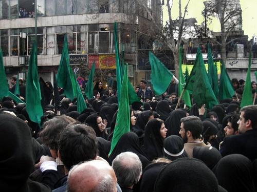 Green Flags by kombizz