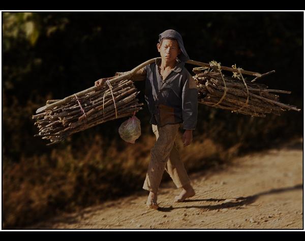 Wood Boy by TonyA