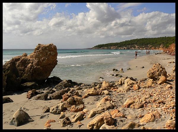 Santo Tomas beach #2 by Jamawa