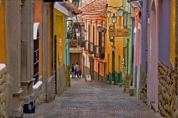 Calle Jaen by philipr