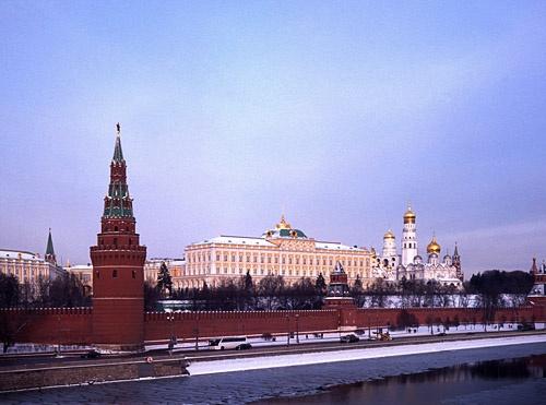 Kremlin by elph