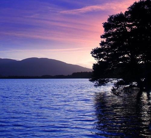 Romantic Loch by andygibb