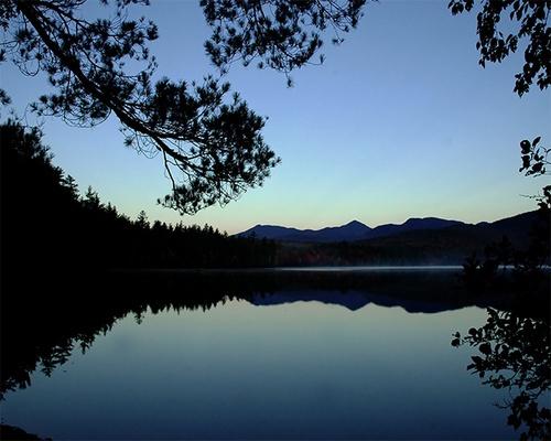 Blue Mornin by gmontambault