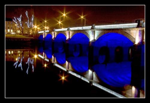 Glasgow Bridge by trickydicky