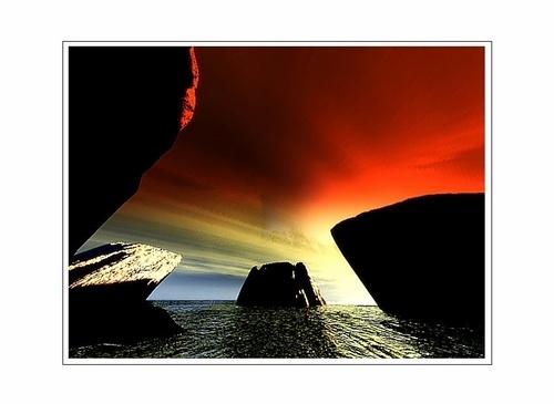 Sun Burst by TheImagepoint