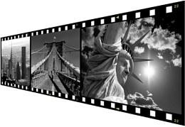 New York, Frame By Frame