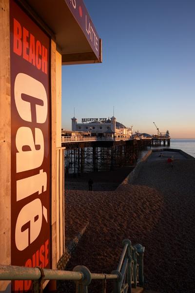 Beach Cafe by BRIGHTon_SPARK