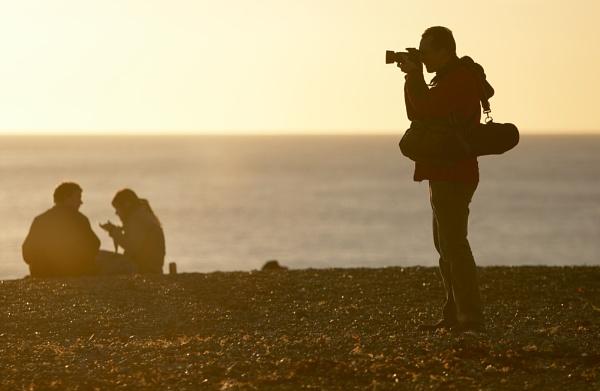 Mattmatic on the beach by BRIGHTon_SPARK
