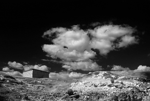 Portland Hut by gpwalton