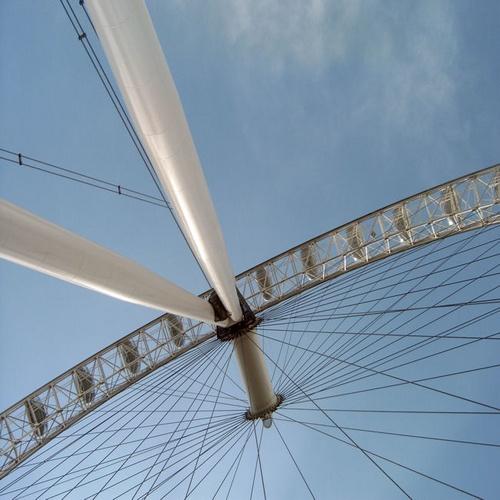 The London Eye by vulcan