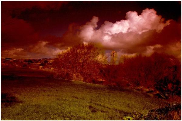 Mystical morn by KingArthur