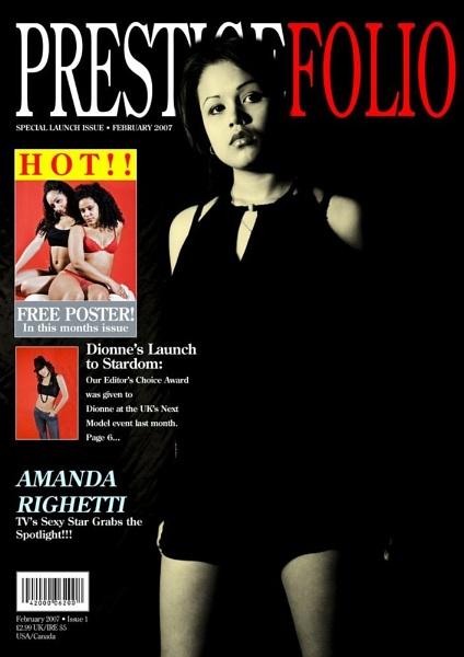 Magazine Look by erdinc