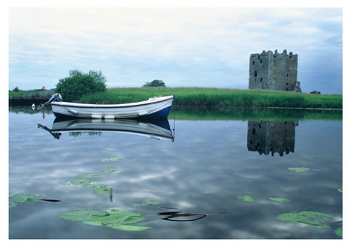 High Summer At Threave Castle by AidanT