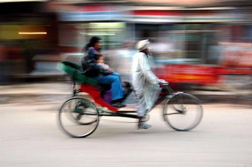Rickshaw by rickys