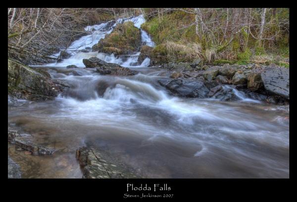 Plodda Falls by stevenj