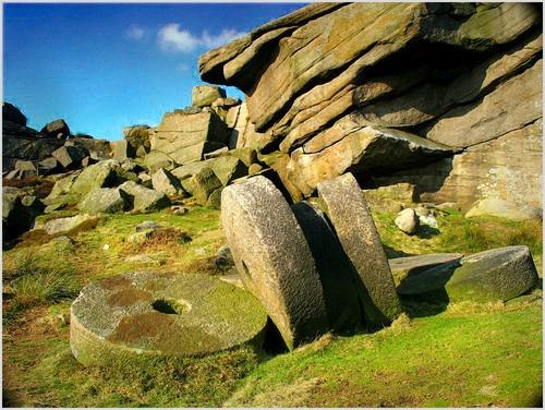 Grindstones by Glynn