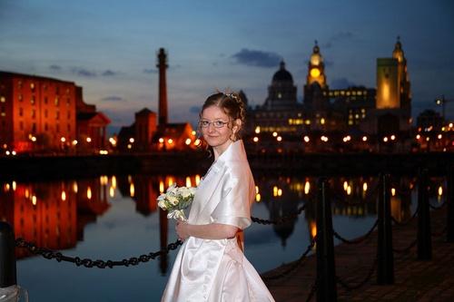 Evening Bride by muzzeyman