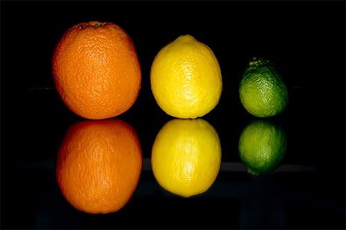 Citrus Trio by carlton