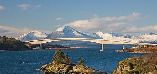 Skye Bridge today by Snapper
