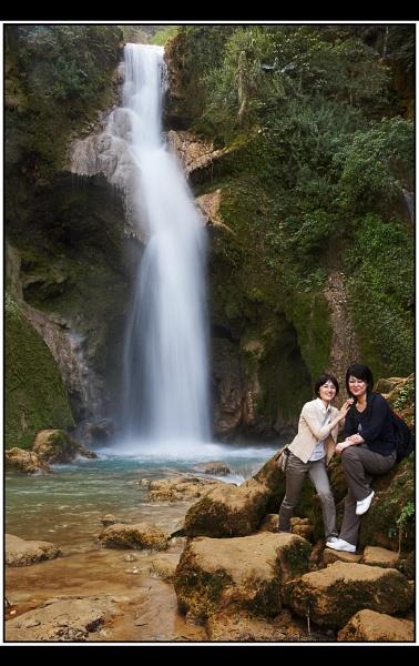 Kuang Si Waterfalls by TonyA