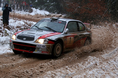 Damian Cole / Wyedean Rally by Jon_Iliffe