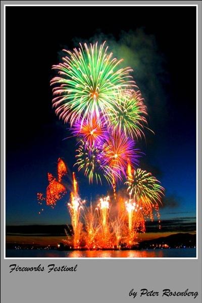 Fireworks Festival by pmscr