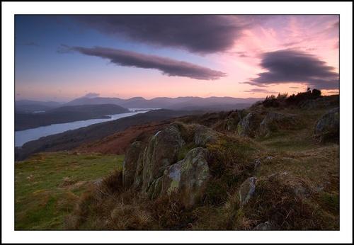 Windermere Dawn by jeanie