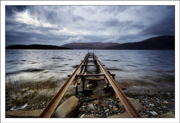 Anchorage Rails by DouglasLatham