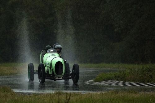 wet race by dakapture