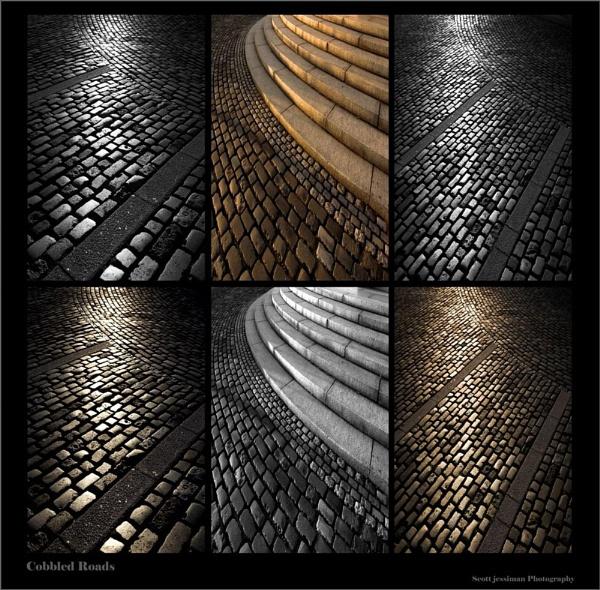 Cobbled Roads by scott_jessuk