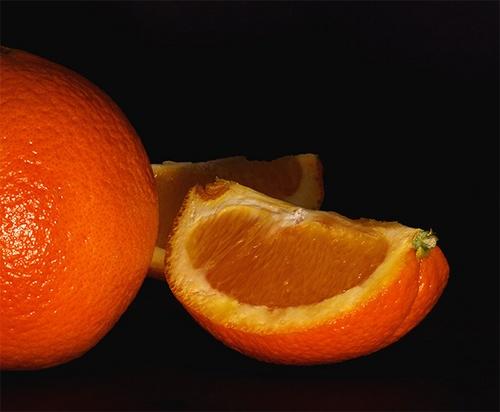Orange by gmontambault
