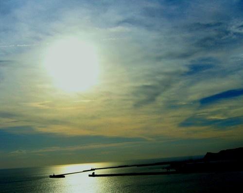 Dover Port by mdsantos