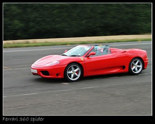 Ferrari 360 Spider by Deego