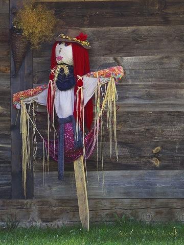 scarecrow by korni