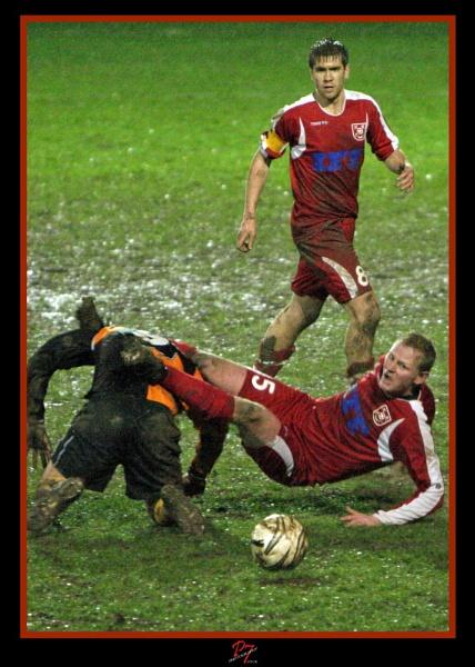 Slippery when wet by Tebbs