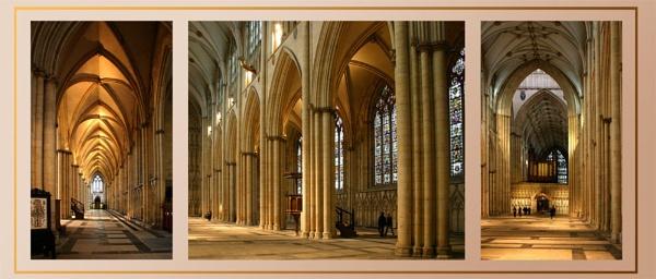 York Minster by phillj
