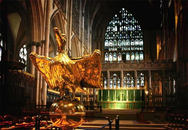 York Minster Again by phillj