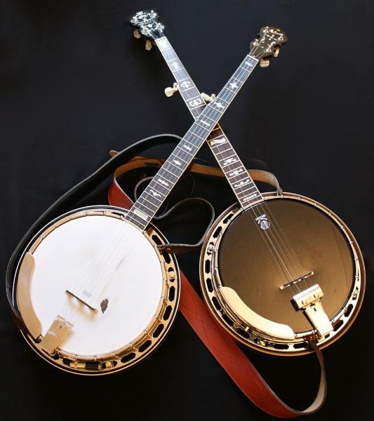 Duelling banjos by jonny250