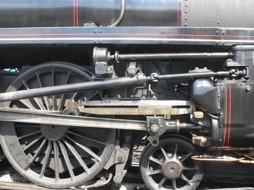 BR Standard Class 5 by vulcan