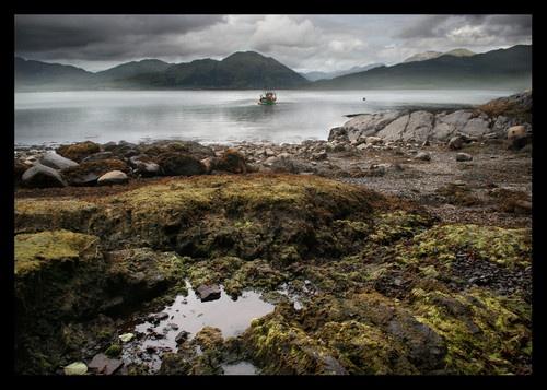 Loch Creran by becca_cusworth