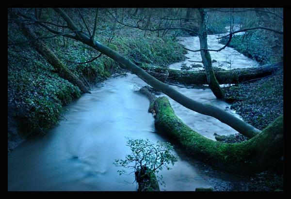 Twilight at Rabbit Bridge by becca_cusworth